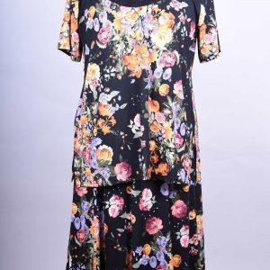 Комплект блуза и пола